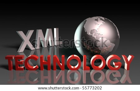 XML Technology Internet Abstract as a Concept