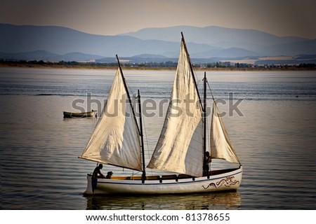 Yachting - stock photo