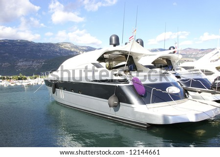 yachts of Adiatic