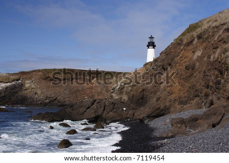 Yakina Lighthouse - Newport, OR