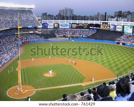 Yankee Stadium - stock photo