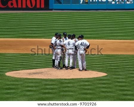 Yankees - stock photo