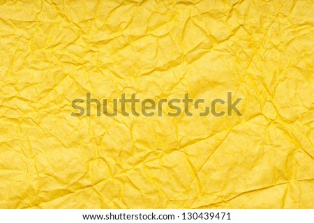 Yellow abstract pattern - stock photo