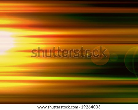 Yellow background - stock photo