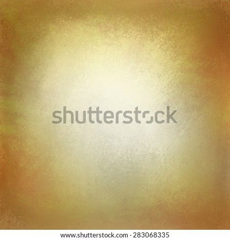 yellow background vintage texture. shiny gold background. - stock photo