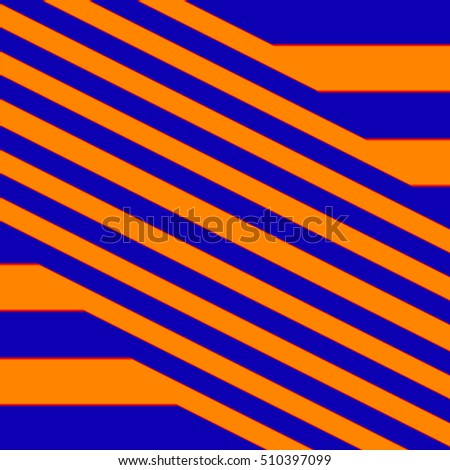 yellow-blue geometric background with lines