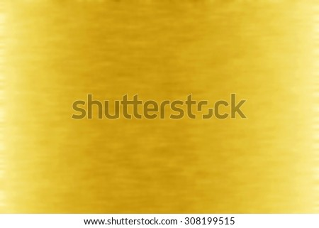 Yellow bright background with reflection