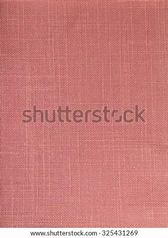 Yellow curtain fabric texture - stock photo