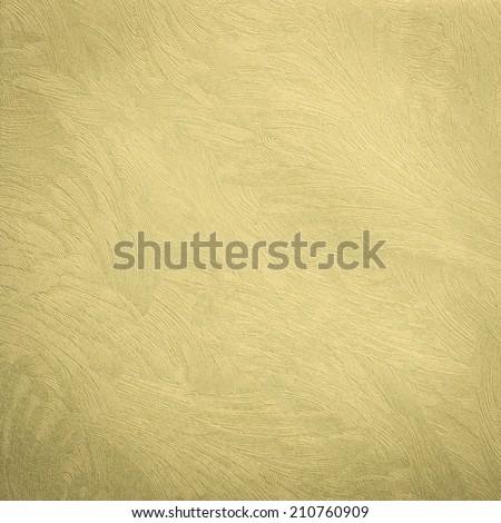 Yellow decorative background/texture - stock photo