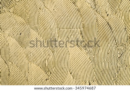 Attractive Decorative Plaster Walls Pattern - Wall Art Design ...
