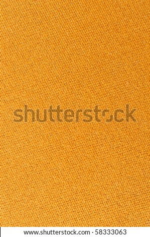 yellow fabric as a texture - stock photo