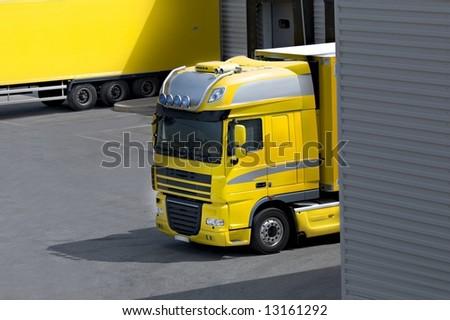yellow II - stock photo