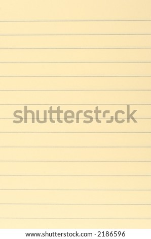 yellow line paper, great for backgrounds