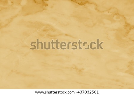 Yellow marble texture blank for design background