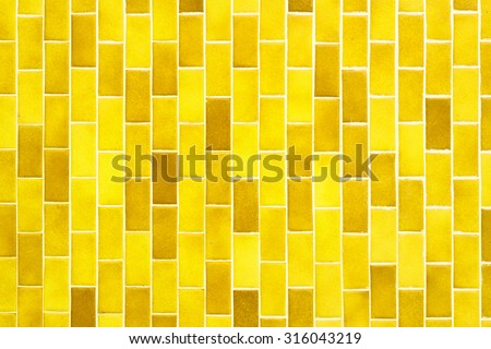 Yellow Brick Road Texture