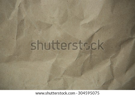 Yellow oil paper grunge background vignette - stock photo