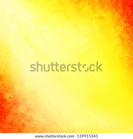 yellow orange background - stock photo