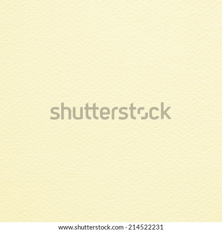Yellow paper texture - stock photo