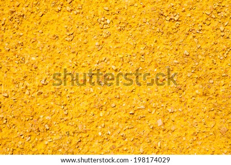 yellow pebbles texture of floor, Tile stone background and texture