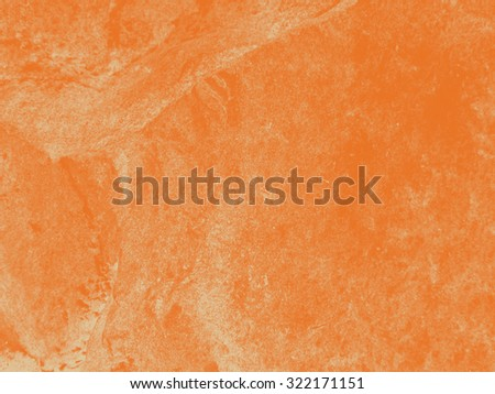 Yellow vintage background. Light crack wall with space for text.  - stock photo