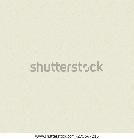 Yellow Watercolor Paper With Fibers Seamless Pattern Background - stock photo