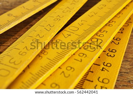 Yard Stick Stock Images Royalty Free Images Amp Vectors