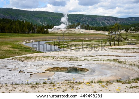 Yellowstone National Park