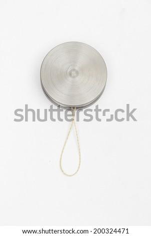yo yo on the white background - stock photo