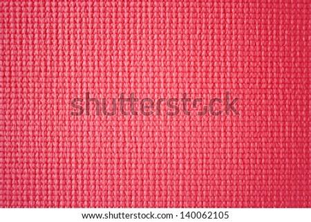yoga mat texture - stock photo