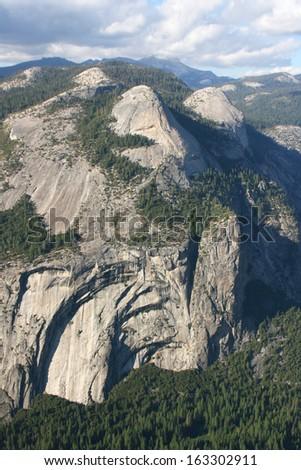 Yosemite National Park, California, USA. - stock photo