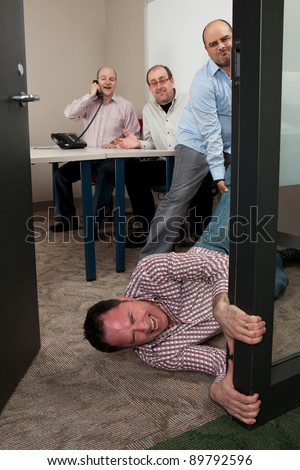 You`re fired or Not another meeting concept - stock photo