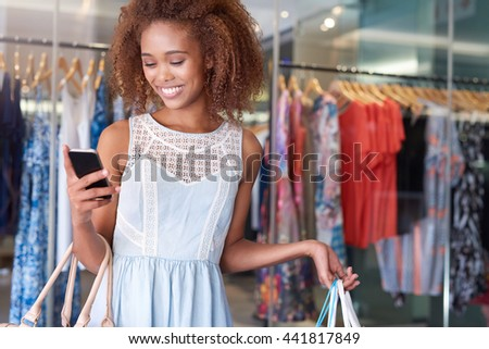 You should get down to these sales - stock photo