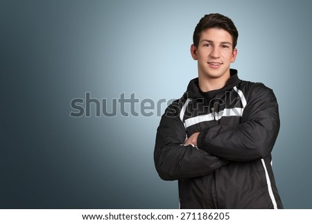 Young Adult, Men, Latin American and Hispanic Ethnicity. - stock photo