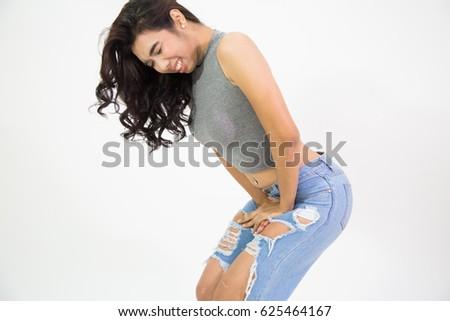 Asian butt sexiest