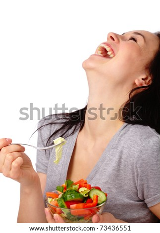 Ensaladas mas deliciosas con un PIM