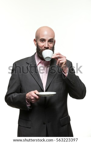 stock-photo-young-bald-man-with-a-beard-