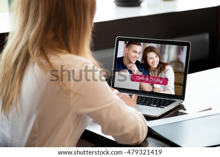 Online video dating profile