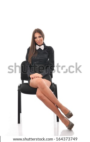 Woman Legs Crossed Stock Images Royalty Free Images