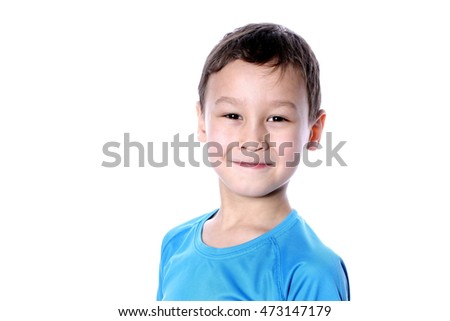 Young boy  6-7 years old