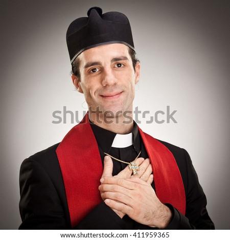 Young christian man dating catholic