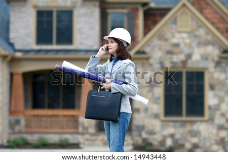 Young Female Architect