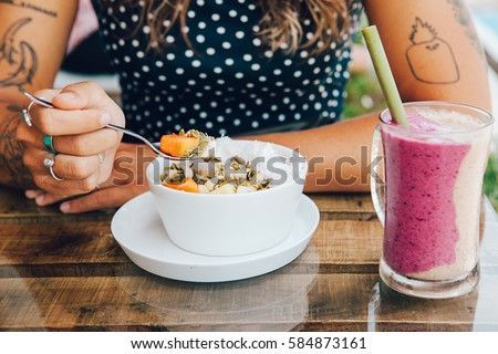 Granola Stock Images, Royalty-Free Images & Vectors | Shutterstock