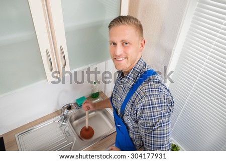 Blocked Drain Stock Photos Images Amp Pictures Shutterstock