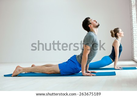 yoga man stock photos images  pictures  shutterstock