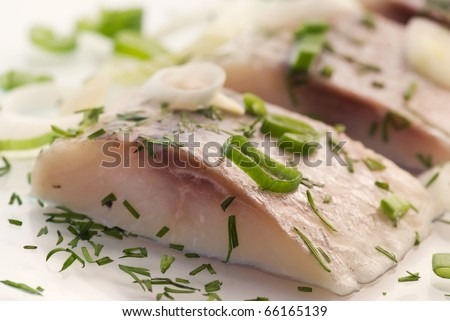 Young Herring - stock photo