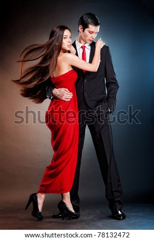 Young love Couple - stock photo
