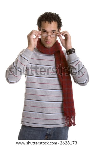 Young Man - stock photo