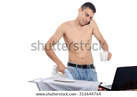 man-ironing-clothes-nude-blacks-and-brides-toon-porn