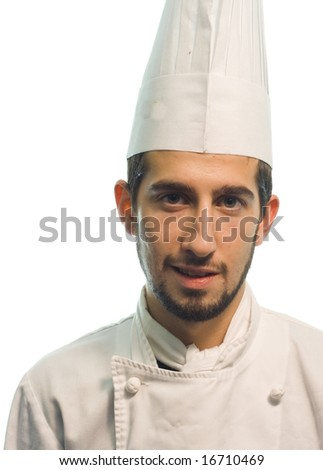 Young Professional Chef