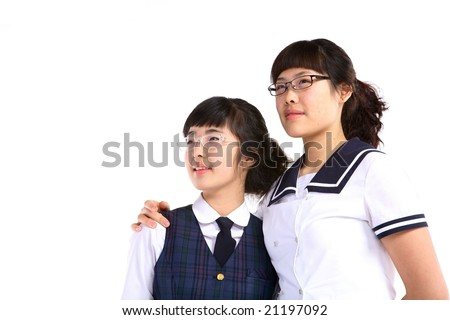 Young Student Couple